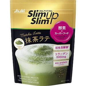 《日本代购》ASAHI Slim Up Slim Enzyme + Super Food Shake 保健苗条修身酶+超级食品