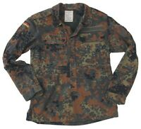 German Flecktarn Camo Jacket - Used Genuine German Army Surplus - Various Sizes