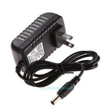 AC 100-240V Converter Adapter DC 5.5 x 2.5MM 6V 1A 1000mA Charger US Plug
