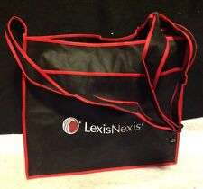 Deluxe Eco Friendly Convention Tote Shopping Bags W/Adjustable Strap