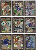 2015 Topps Gypsy Queen Baseball Base Card You Pick Player Finish Your Set