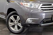 2013 19inch Toyota Kluger Grande Alloy Wheels Genuine 19 X 7.5 245 55 19 TYRES