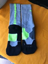 Nike Elite Dri Fit Compression Over The Calf Running Socks Size M NWOT