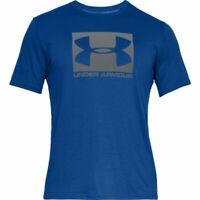 UNDER ARMOUR Herren Shirt Boxed Sportstyle - blau