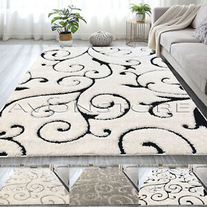 Non Slip Rugs High Quality Thick Large Shaggy Rugs Runner Rug Living Room Carpet
