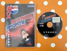 Pepsi Max Extreme Sports PC Game + Free UK Delivery