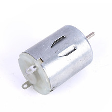 6000RPM Torque Magnetic 12V DC Mini Electric Motor LW for DIY Toys Cars