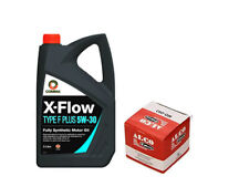 OIL FILTER & 5 LITRES COMMA OIL - PLEASE SEND REG WITH ORDER