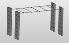 Climbing Ladder, Punch bag frame, garage conversion frame