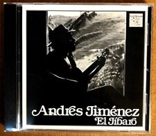 """ANDRES JIMENEZ """" EL JIBARO """" HOMENAJE A CHUITO EL DE BAYAMON - CD"""