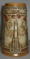 1981 Budweiser Chicago stein mug by Ceramarte CS51