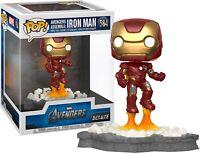 Funko Pop Vinyl Marvel Avengers Assemble Iron Man Deluxe