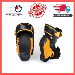 ToughBuilt - Gelfit Thigh Support Stabilization Knee Pads - Heavy Duty, Comforta