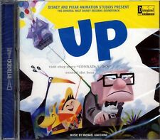 "Michael Giacchino ""UP"" Disney/Pixar film score Intrada CD SEALED out of print"