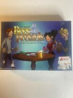 Bezier Games 2009 Ted Alspach's Beer & Pretzels Board Game Quick Easy New Sealed