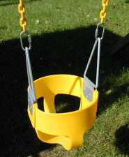 swingset Infant Swing, Full bucket swing,play set,playground baby swing,PVC,GYB