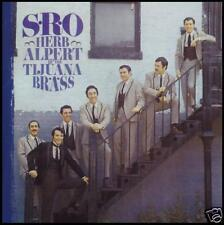 HERB ALPERT & TIJUANA BRASS - SRO ~ JAZZ / POP CD *NEW*