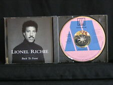 Lionel Richie. Back To Front. Compact Disc