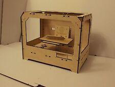 3D Printer Reprap Makerbot Replicator clone Frame Laser Cut PlyWood