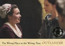 Outlander Season 2 Gold Jacobite Seal Base Card #36 The Wrong Place at the Wron