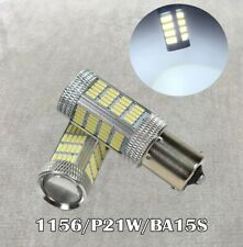 Rear Signal 1156 BA15S 3497 1141 7506 P21W 92 LED White Blub W1 GM JA