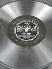 EXCLUSIVE 233 Johnny Moore's Three Blazers BE FAIR WITH/SUNNY ROAD 10 inch 78 V