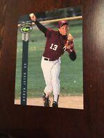 1992 Derek Jeter rookie, #231 Classic 4 Sport, New York Yankees