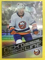 2019-20 Upper Deck Overtime Next In Line Rookie #NL-9 Oliver Wahlstrom NYI RC