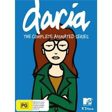 DARIA The Complete Animated SERIES : NEW 8-DVD