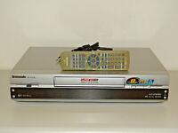 Panasonic NV-FJ730 6-Head VHS Videorecorder Silber inkl. FB, 2 Jahre Garantie