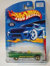 2001 Hot Wheels #079 Monster Series  '59 Cadillac