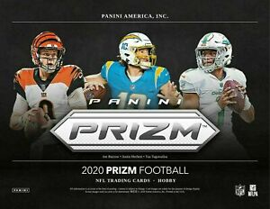 2019-20 Panini Prizm Football YOU PICK To Complete Your Set From List 1-300