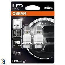 OSRAM P27/7W LED 180 12V Lampadine indicazione Cool White 6000K 3557CW-02B Set