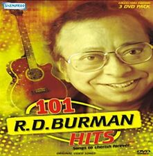 101 R.D. BURMAN HITS (3 DVD SET) - BOLLYWOOD SONGS DVD