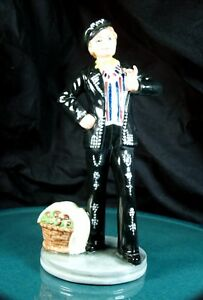Royal Doulton Figurine Pearly Boy HN2767 1st Quality Excellent Condition