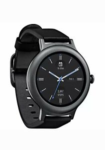 LG Smartwatch: Android Wear with Wireless Charge and Always on Display