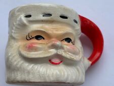 New ListingVintage Christmas Santa Mug Japan Small