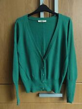 Oasis Waist Length Cotton Blend Cardigans for Women