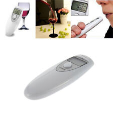 Mini Pocket Digital Alcohol Breath Analyzer Breathalyzer Tester Test Detector