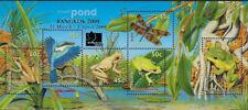 AUSTRALIA:1999 Small Pond Life min.  sheet opt. with BANGKOK 2000  SGMS1913 MNH