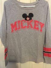 Nwt Women'S Walt Disney World Parks Mickey Mouse Ears Jersey Shirt Medium M