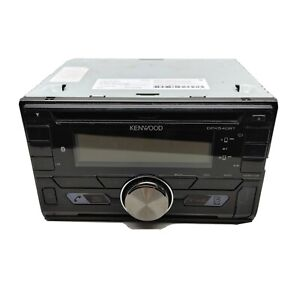 BRAND NEW Kenwood DPX540BT Dual Din CD Receiver w/USB Bluetooth Fast Shipping!