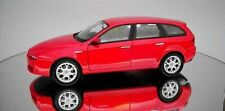 Alfa Romeo, 159, Sportwagon, 2007, - Red, 1/24 Metal Model Car, Brand New Gift