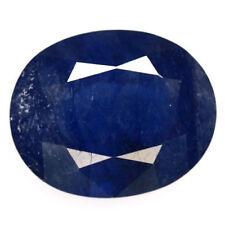 TOP BIG SAPPHIRE : 5,77 Ct Natürlicher Blau Saphir  aus Ceylon