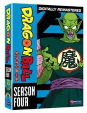 Dragon Ball: Season 4 [New DVD] Boxed Set
