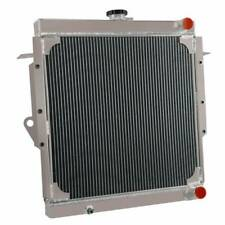 3Row Radiator For Toyota Land Cruiser 75 Series 2H Diesel HJ75 1985-1999