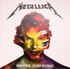 METALLICA Hardwired...To Self-Destruct 2016 180g vinyl 2LP + download NEW/SEALED