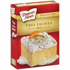 Duncan Hines Signature Tres Leches Cake Mix