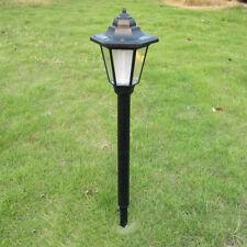 Solar Power Lantern LED Spot Light Outdoor Landscape Garden Lawn Path Lamp Light