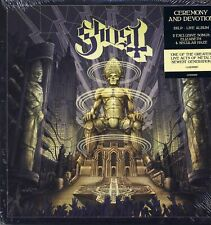 Ghost - Ceremony And Devotion DLP Black